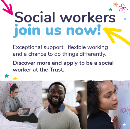 Social Workers join us now!