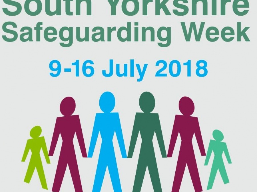 South Yorkshire Safeguarding Week will be taking place from 9 to 16 July