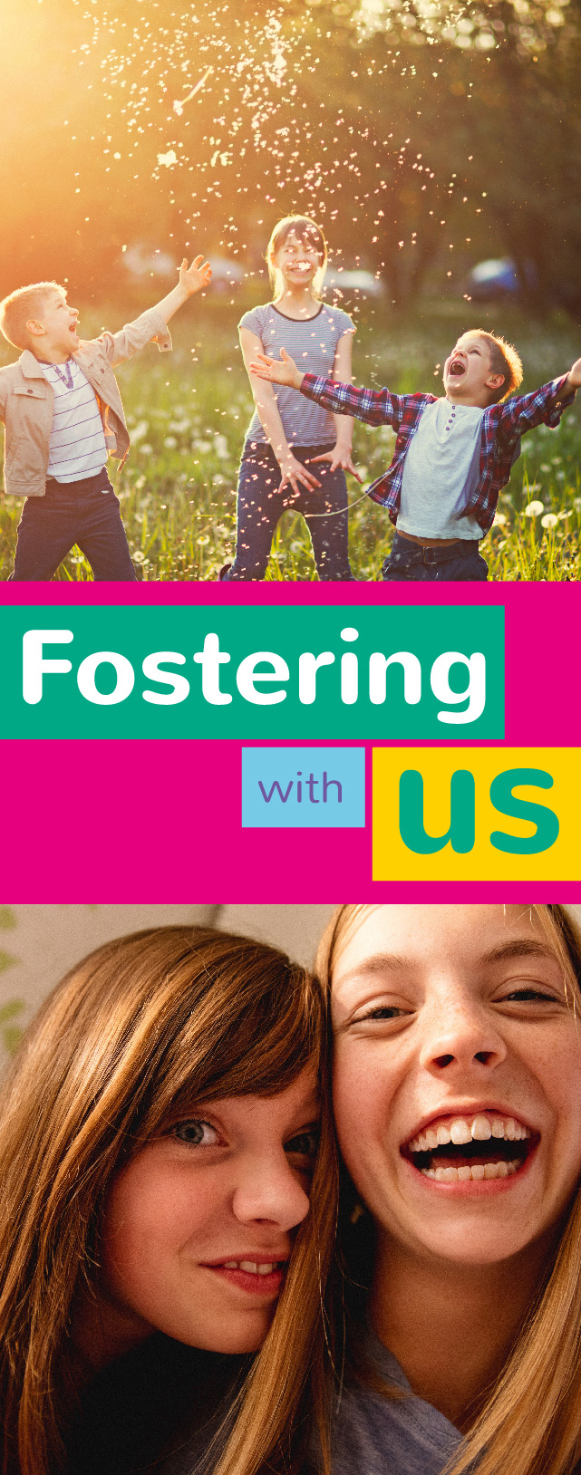Fostering with us